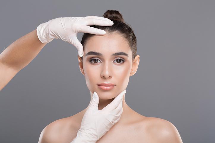 rosto cirurgia plastica