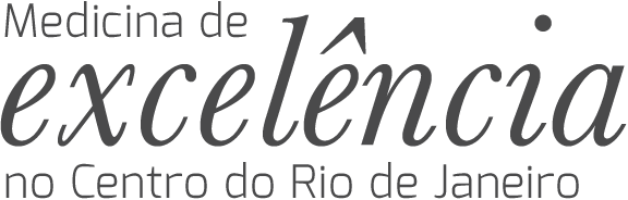 Medicina de excelência no Centro de Rio de Janeiro